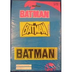 Batman Patches vintage