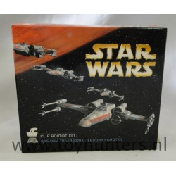 365 Trivia Box Calendar for 2001 Flip Animation Star Wars unused