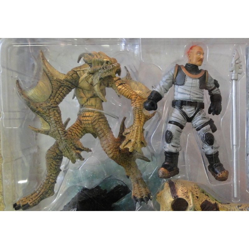 Sea Creature Toys : The sea creature playset todd mcfarlanes monsters series