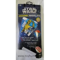 C-3PO & R2-D2 Amazing Pocket Kite MIP