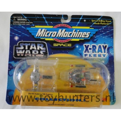 Micro Machines loose X-Ray Fleet Collection 1 Galoob 1996