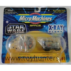 Micro Machines loose X-Ray Fleet Collection 3 Galoob 1996