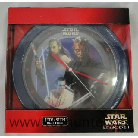 Jedi/Sith Wall Clock MIB
