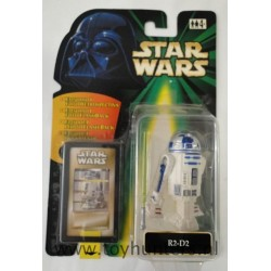 R2-D2 pop up lightsaber loose 100% compleet