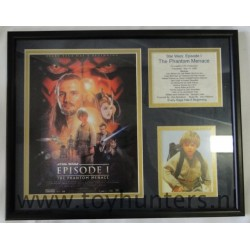 Episode 1 The Phantom Menace frame with pictures unknown
