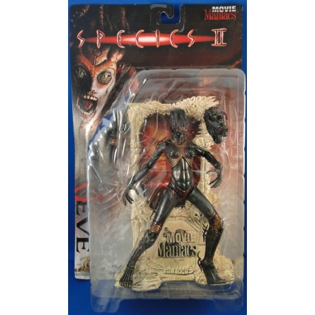 Eve - Species II MOC Horror McFarlane Toys NEca