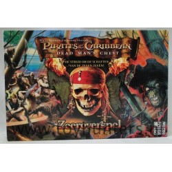 Pirates of the Carribean - Zeeroverspel PARKER Nederlandstalig as is