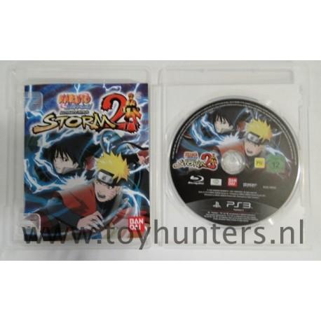 Storm 2 - Naruto Shippuden - PS3 Ban Dai