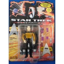 Lieutenant Commander Data - Star Trek Generations MOC - Star Trek Science Fiction Playmates