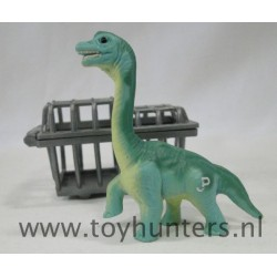 Brachiosaurus Hatchling loose - Harpoon Harrison Dino Trackers