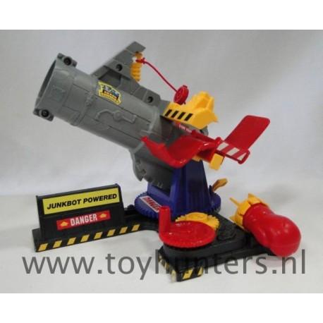 Crash Cannon Junkbot