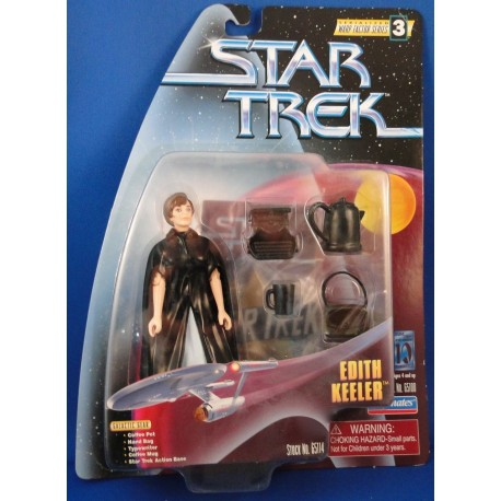 Edith Keeler - Star Trek Warp Factor Series 3 MOC - Star Trek Science Fiction Playmates