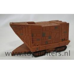 Jawa Sandcrawler loose DIE CAST - Star Wars Micro Machines
