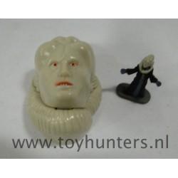 mini head Bib Fortuna loose - Star Wars Micro Machines Galoob 1996