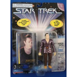 Professor Data - Star Trek, as featured in Star Trek The Next Generation MOC - Star Trek Science Fiction Playmates