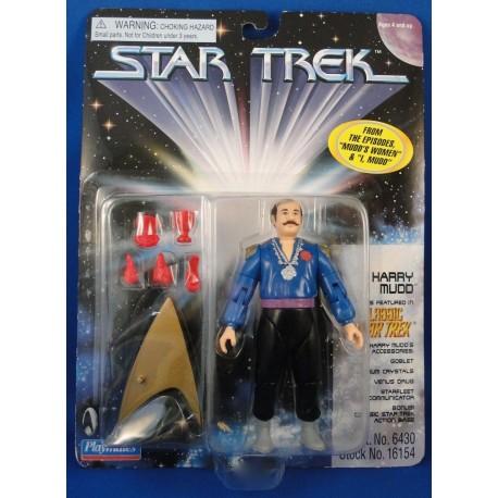 Harry Mudd - Star Trek, as featured in Classic Star Trek MOC - Star Trek Science Fiction Playmates