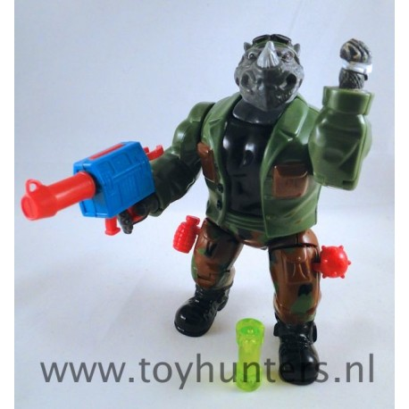 Mutatin Rocksteady with Ooze can 100% Complete