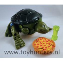 Mutatin Leonardo with Pizza Ooze can