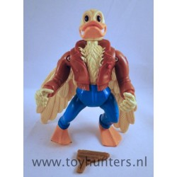 Ace Duck with Wings and Gun