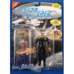 Lt. Commander Geordi Laforge in Movie Uniform - Star Trek The Next Generation - Star Trek Science Fiction Playmates