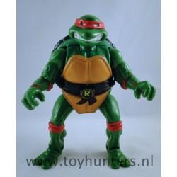 Mutatin Raphael asis missing baby leg