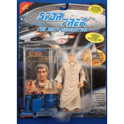 Ambassador Sarek - Star Trek The Next Generation - Star Trek Science Fiction Playmates