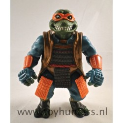 Movie III Samurai Mike figure only as is