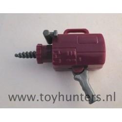 Camera Shell Drill from Mutatin' Bebop 1992