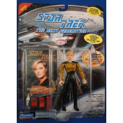 Lieutenant Natasha Yar - Star Trek The Next Generation MOC - Star Trek Science Fiction Playmates