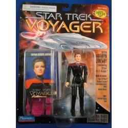 Captain Kathryn Janeway - Star Trek Voyager MOC - Star Trek Science Fiction Playmates