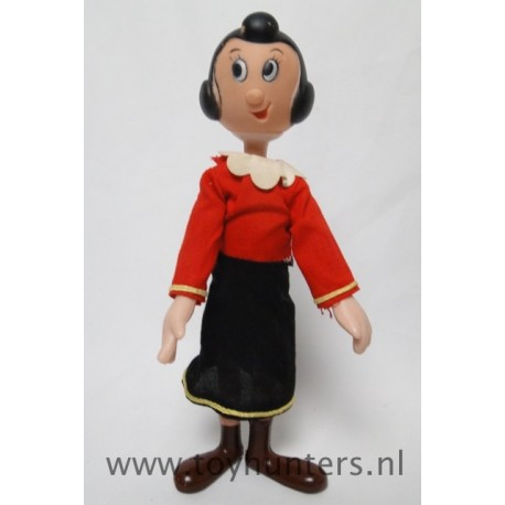 Olive Oyl by Dakin 1970s loose condition