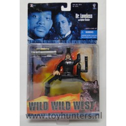 Dr. Loveless MOC - Wild Wild West - WB Toys 1999