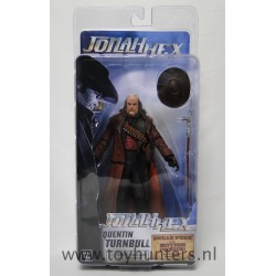 Quentin Turnbull MIP - Jonah Hex NECA Reel Toys NEW