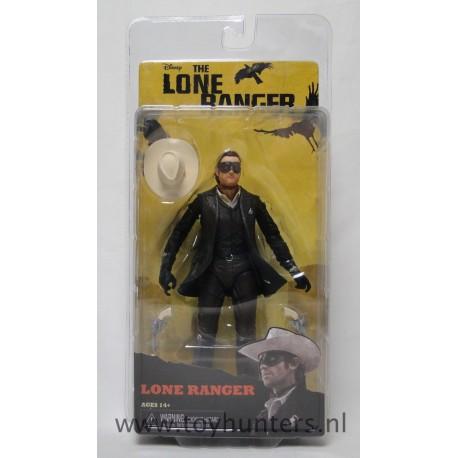 The Lone Ranger figure MIP NECA Reel Toys NEW