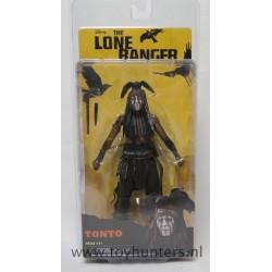 Tonto MIP - The Lone Ranger NECA Reel Toys NEW