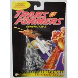 Hooligan MOC Transformers mini Jets G2 Decepticons - Hasbro 1994 Vautour