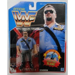 Big Boss Man MOC - Series 1 - Hasbro 1990