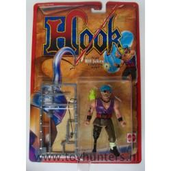 Pirate Bill Jukes MOC - Mattel 1991 - Hook