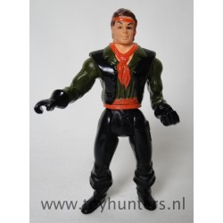 Peter Pan, no accesoires - Hook the Movie - Mattel