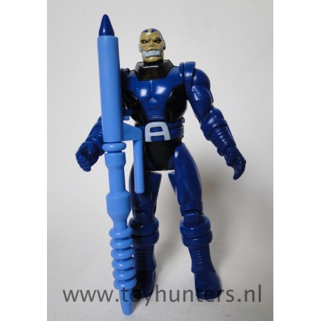 extending Apocalypse with weapon as is - X-men - Toy Biz 1991