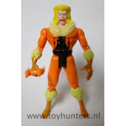 Sabretooth 100% Complete - X-men - Toy Biz 1992