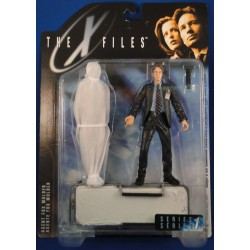 Agent Fox Mulder w/ brancard MOC - McFarlane Toys Sci Fiction horror