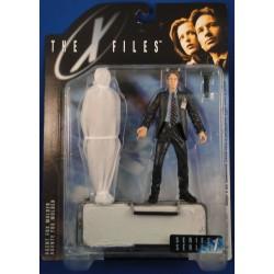 Agent Fox Mulder w/ brancard MOC - McFarlane Toys Sci Fiction horror