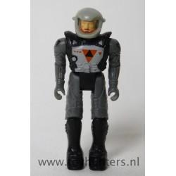 Sgt. Von Rodd, no screen - Mattel 1986 Coleco