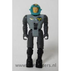 Sgt. Ed Kramer, no screen - Mattel 1986 Coleco