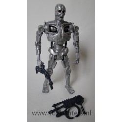 Techno Punch Terminator - Kenner 1991 - Terminator 2 100% Complete T2