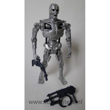 Techno Punch Terminator - Kenner 1991 - Terminator 2 100% Complete T2