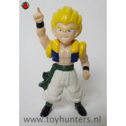Gotenks loose action figure - Irwin AB 1996 AB Ban Dai Dragon Ball Z
