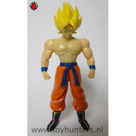 Super Saiyan Goku no shirt - Irwin 1996 AB Ban Dai Dragon Ball Z