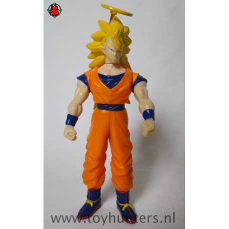 Super Saiyan Goku 3 with Halo - Irwin 1996 AB Ban Dai Dragon Ball Z